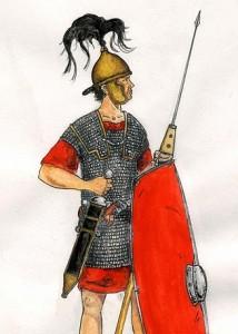 Craps à l'époque romaine