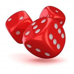 Les jeux de dés au casino